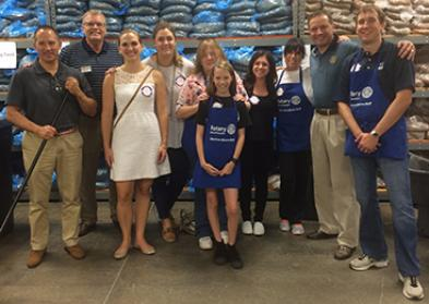 Rotary Club of Houston - Meals on Wheels