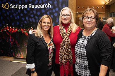 Scripps Research Event - January 2020
