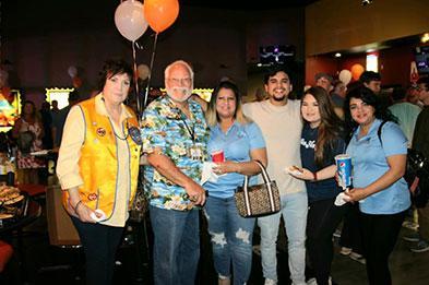 Northwest Tarrant Lions Club Movie Event