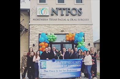 Grand Opening of Northern Texas Facial & Oral Surgery