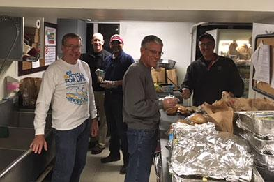 Knights of Columbus - Atlanta Men's Shelter