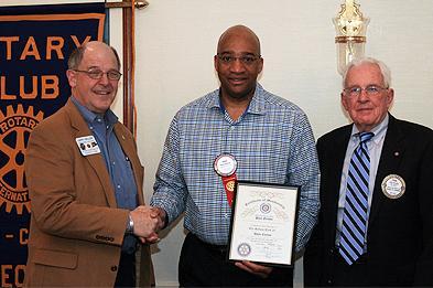 Rotary Club - New Member