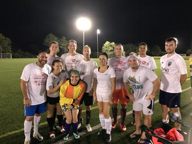 Tampa Bay Club Sport Coed Soccer League