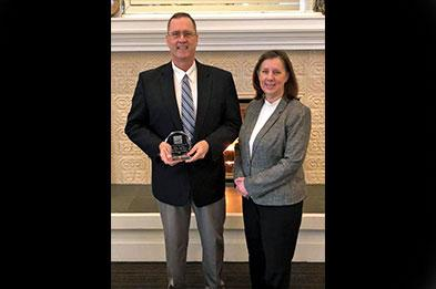 Hilliard Chamber of Commerce - 2019 Most Involved Volunteer