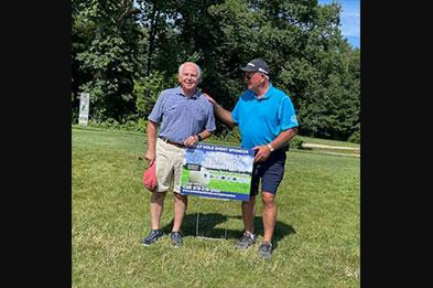 Golf Outing Sponsored by Schooley Mitchell