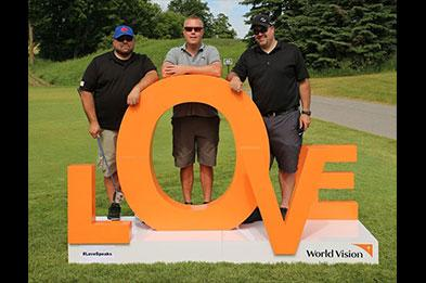 World Vision Canada Golf Tournament