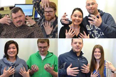 Blue Nails Campaign