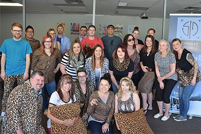 Cheetah Print Day
