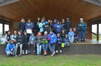 Lake Huron Coastal Cleanup