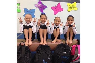 Paramount Elite Gymnastics