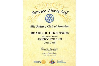 Rotary Club of Houston