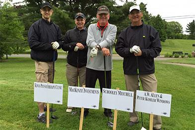 20th Annual Big Brothers Big Sisters Golf Tournament
