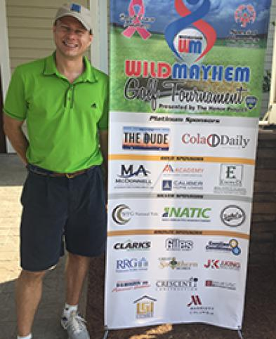 Wild Mayehm - Charity Golf Tournament
