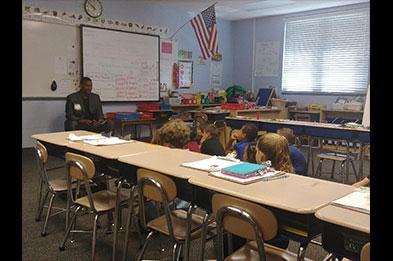 Belle Terre Elementary - Black History Month