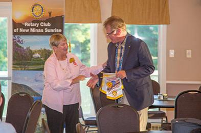 Rotary Club of New Minas / Rotary Club of Albuquerque